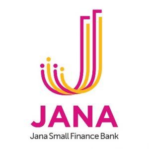 Jana Small Finance Bank Ltd Recruitment 2021